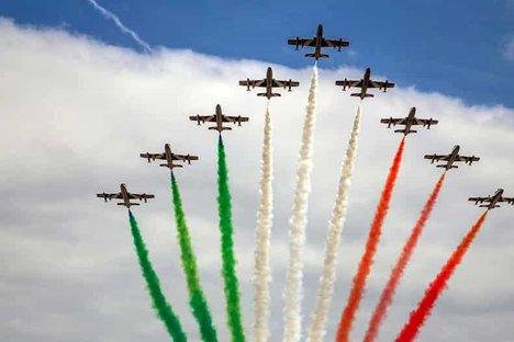 Frecce Tricolori Calendario 2020.Milano Air Show 2019 Linate Frecce Tricolori